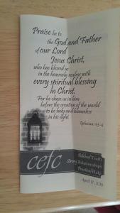 CEFC Bulletin