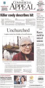 Commercial Appeal - Unchurched 2012-02-16