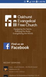 oakhurst-efca
