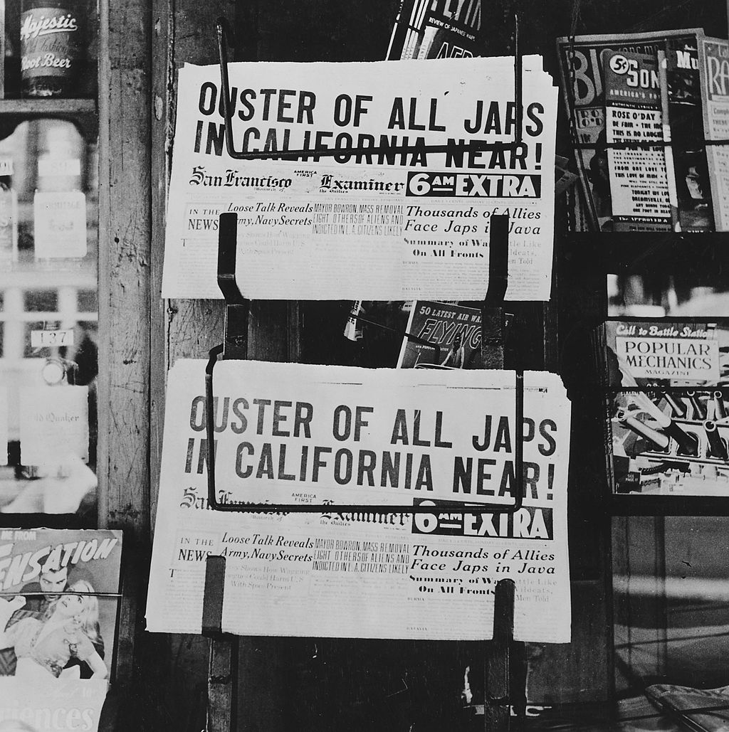 newspaper_headlines_of_japanese_relocation_-_nara_-_195535